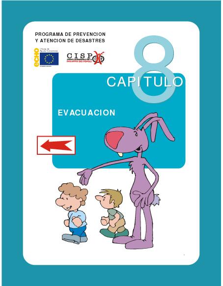 CARTILLA DE EVACUACIÓN