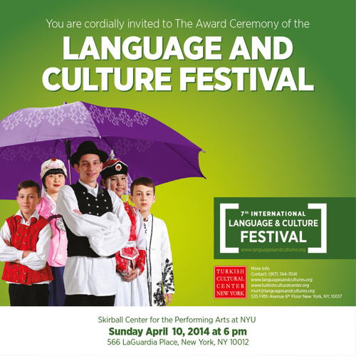 7th International Language and Culture Festival
