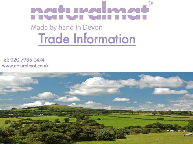 Naturalmat UK Nursery Trade Pack