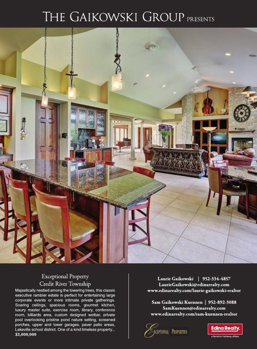 Exceptional Properties November 2015 Magazine