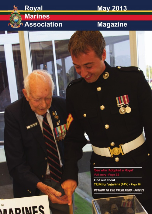 Royal Marines Association Newsletter