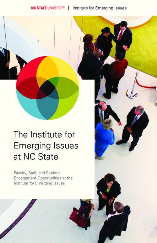 Institute for Emerging Issues NC State Engagement Brochure