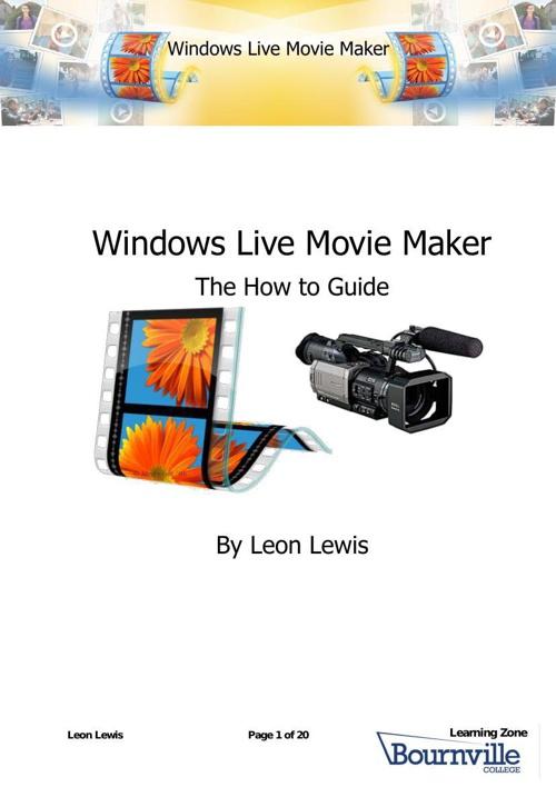 WLMM User guide