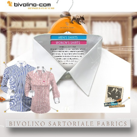 Bivolino Sartoriale Fabrics