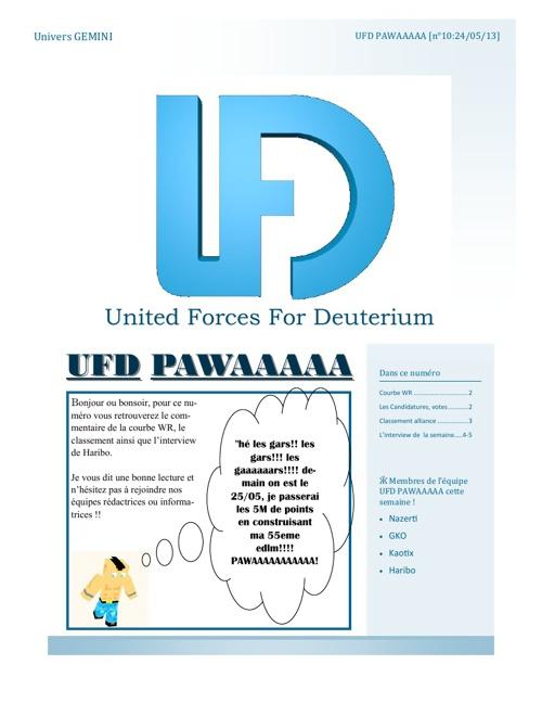 Journal UFD 10