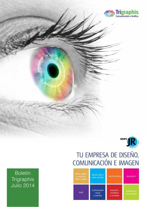catalogo Trigraphis Julio 2014