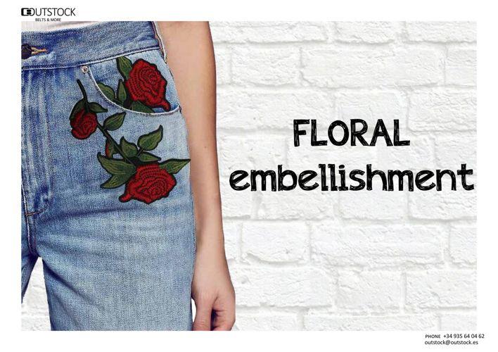 Floral Embellishment