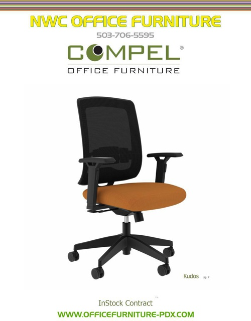 NWC Office Furniture - Compel 2014