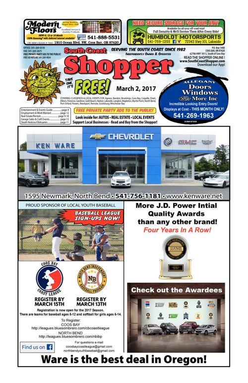 South Coast Shopper e-Edition 3-2-17