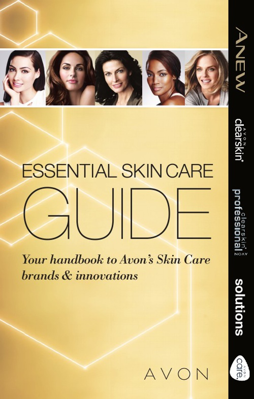 Avon Essential Skin Care guide