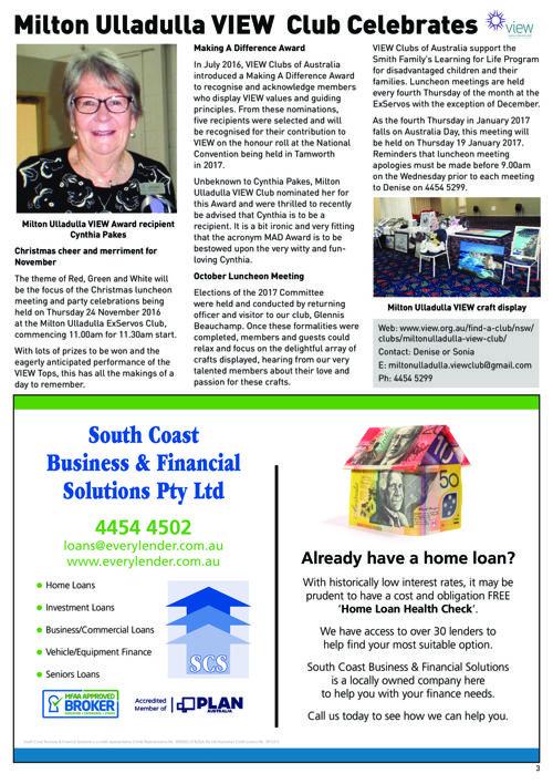 Issue 10 - 21 November - 4 December 2016