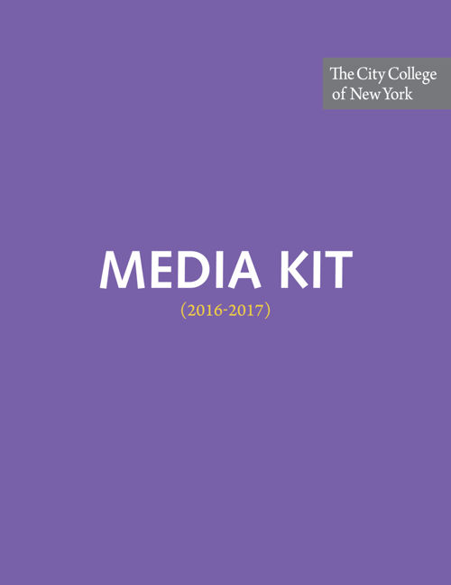 The City College of New York Media Kit (2017-2018)