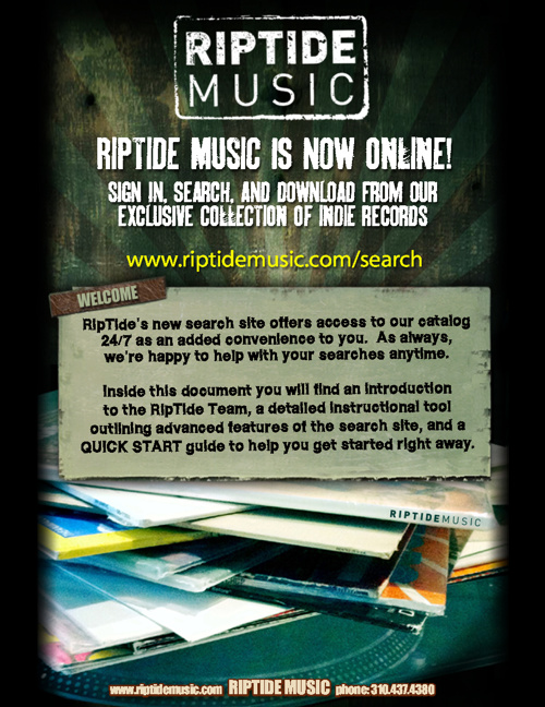 RipTide Search Welcome