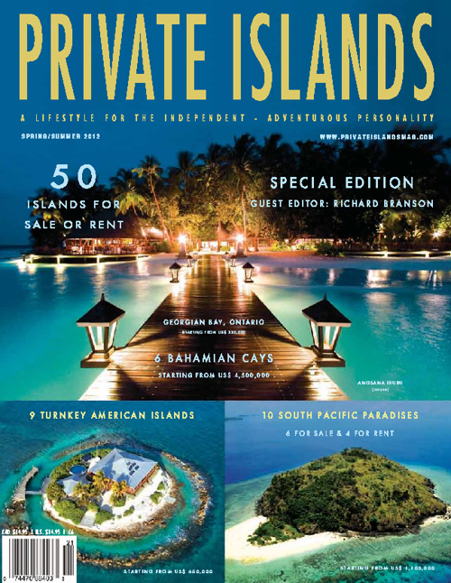 Private Islands 2012