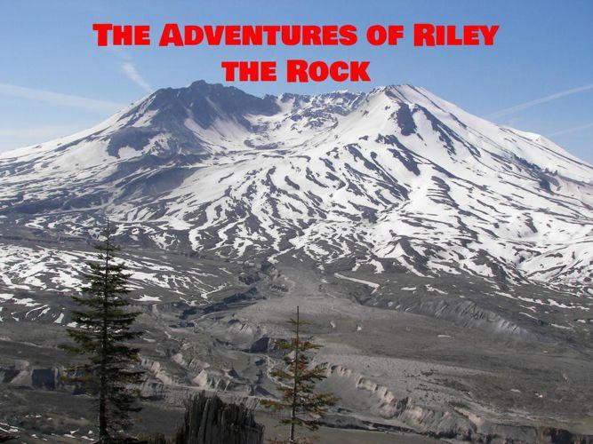 The Adventures of Riley the Rock by Keagan