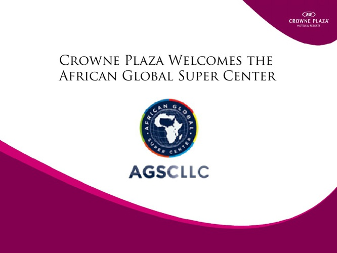 African Global Super Center