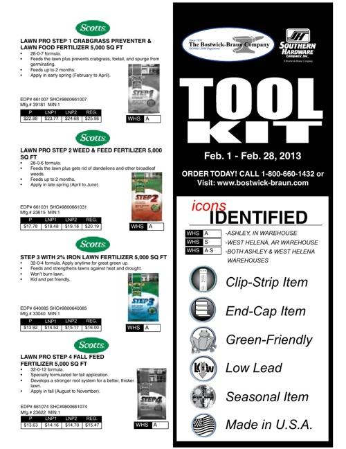 February Tool Kit
