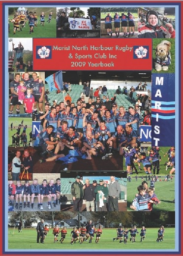 MARIST NH RUGBY YEAR BOOK 2009