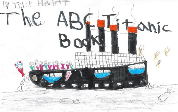 The ABC Titanic Book by Tyler