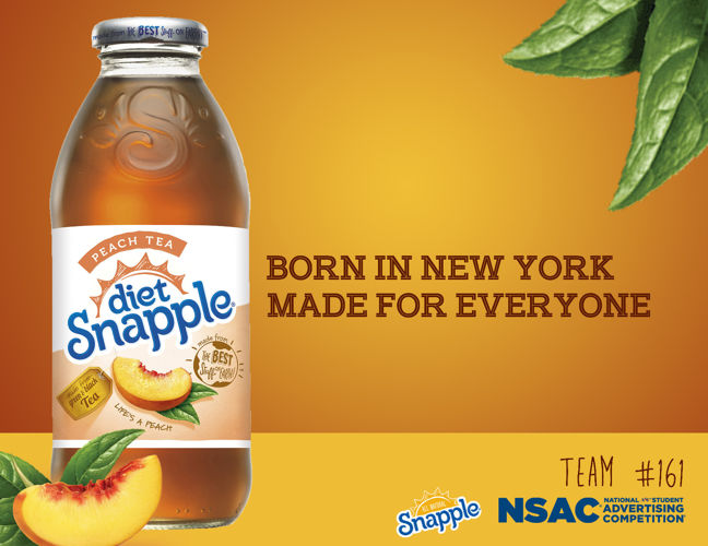 Snapple Campaign