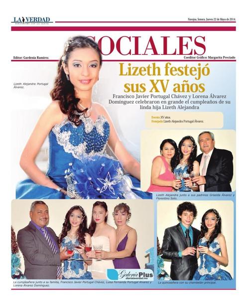 SOCIALES 22 MAYO 2014