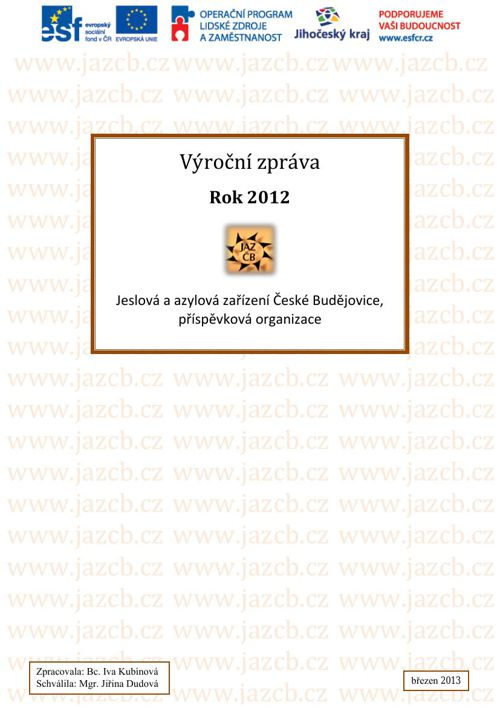 Vyrocni zprava 2012- konecna