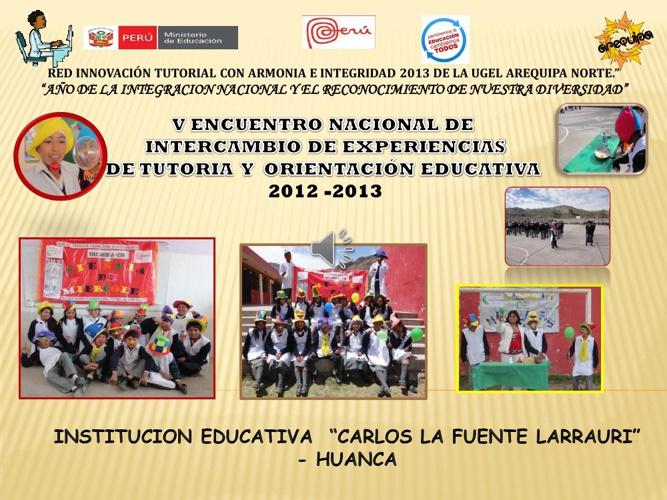 """""""TUTORIA: En camino para el desarrollo de habilidades Sociales e"""