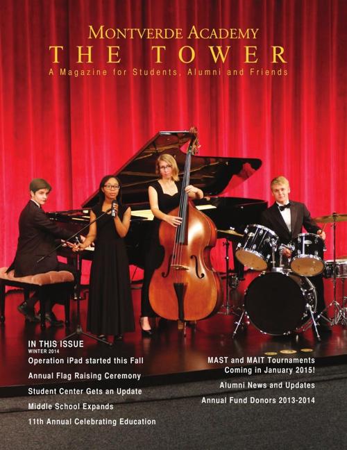 Tower Winter 2014