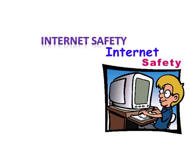 Copy of To be safety