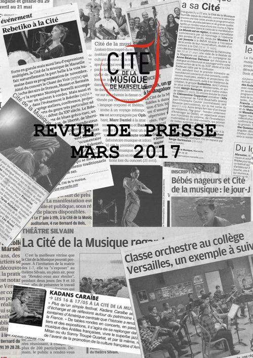Revue de presse 2017 mars