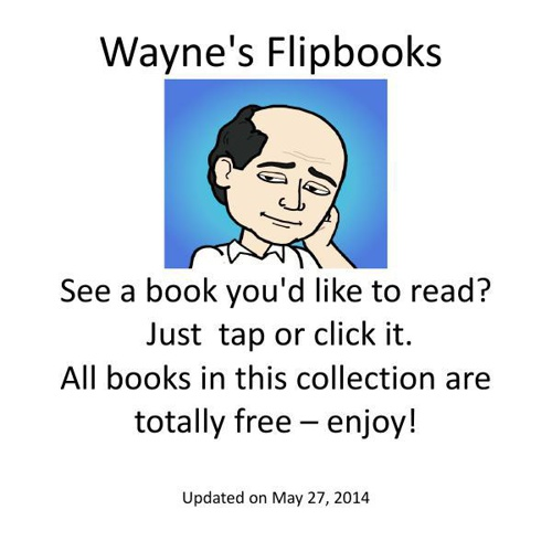 Wayne's Flipbooks