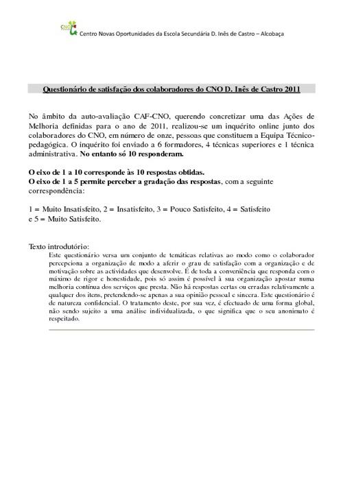 CNO D. Inês de Castro - Alcobaça