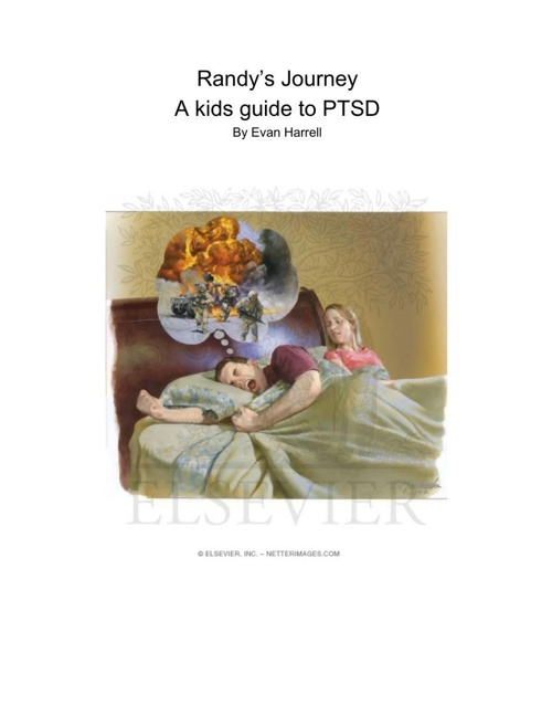Randy's Journey A Kid's Guide to PTSD