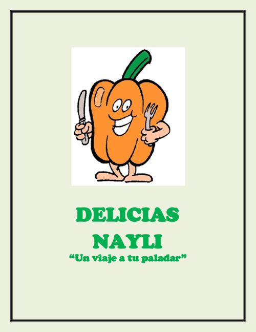 Portafolio Delicias Nayli