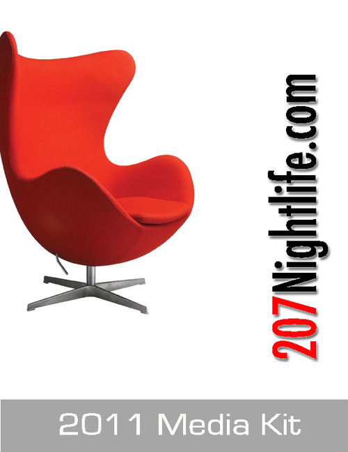 207 Nightlife Media Kit 2011