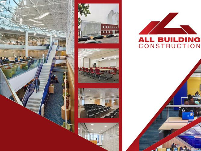 All Building Construction Overview for Mr. Lawrence Jones