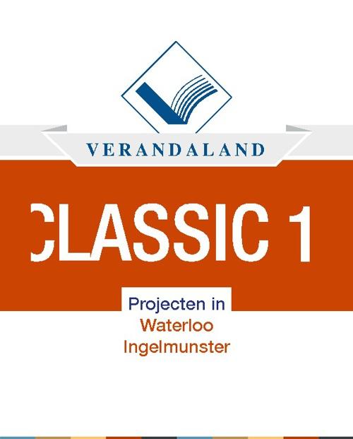 Verandaland - Inspiratieboeken Classic