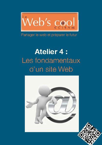 Les fondamentaux d'un site web