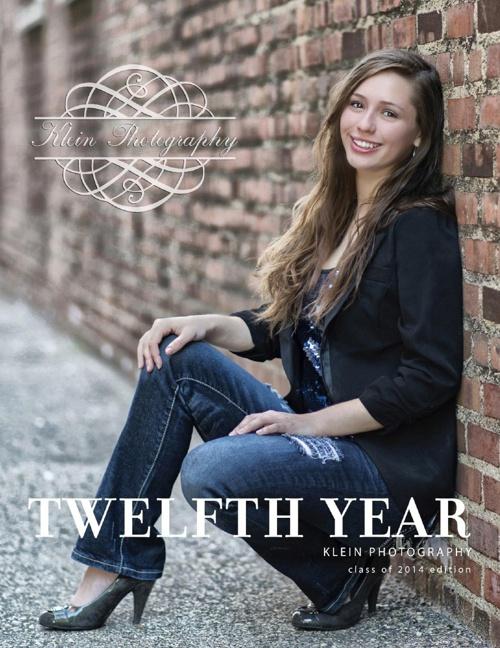 Senior Magazine 2014