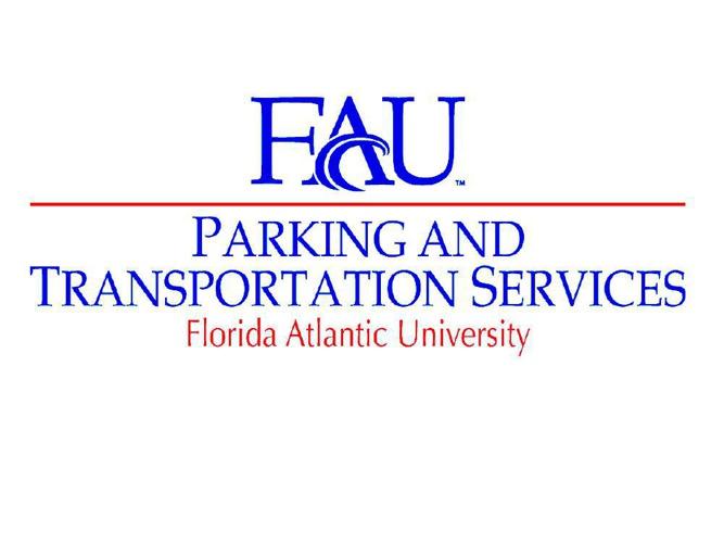 FAU Parking & Transportation Services