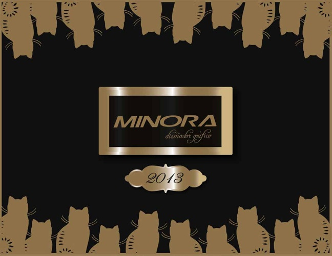 Minora`s Portafolio Goldencat 2013