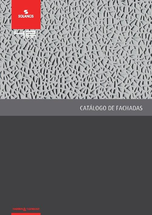 Solancis_3D Cladding Catalog