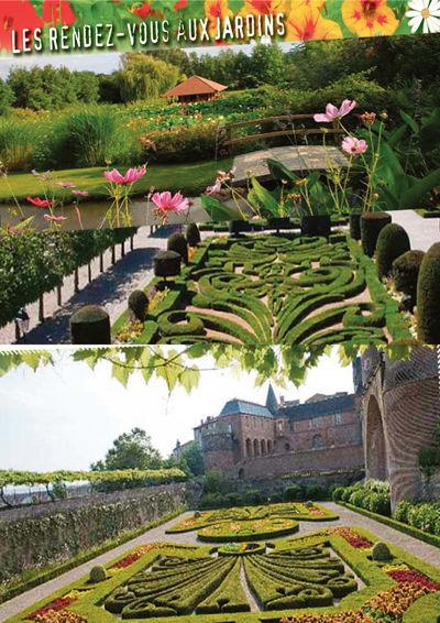 Rendez-vous aux jardins 2016 - Tarn (81)