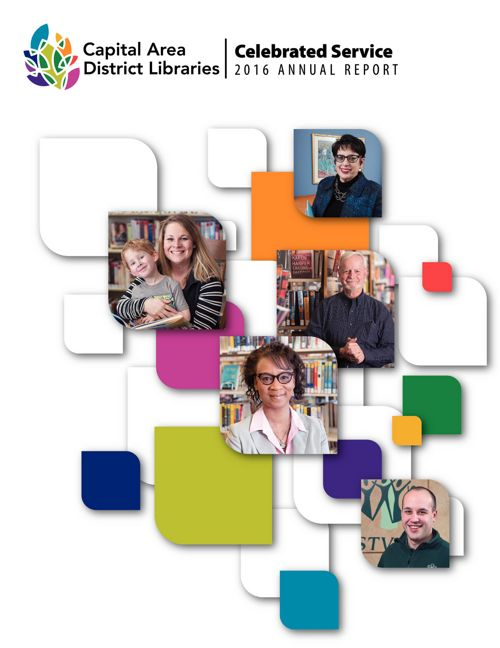 2016 Annual Report for Capital Area District Libraries