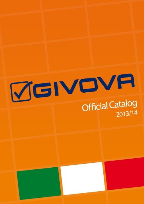 GIVOVA | catalogo 2013