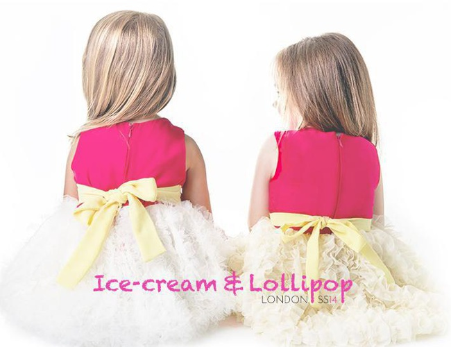 Ice-cream & Lollipop - SS/14 Collection