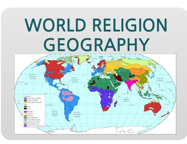 World Religions Geography - Part 3