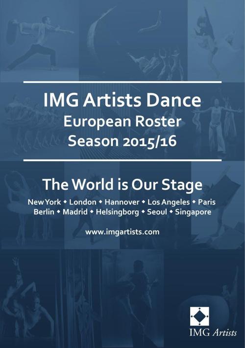 IMG Artists Dance Europe