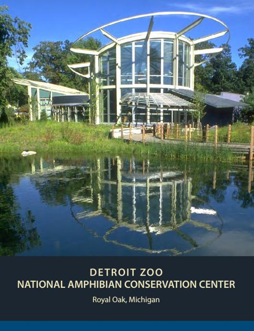 Detroit Zoo National Amphibian Conservation Center
