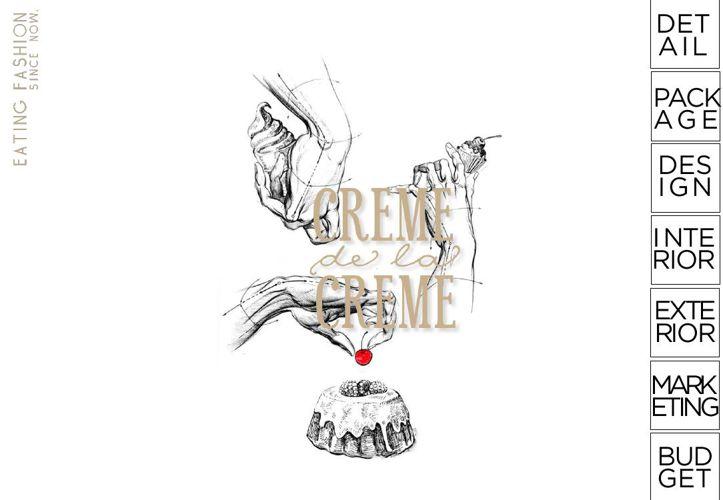 BRAND DEVELOPMENT_CREME de la CREME